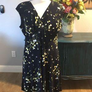 New Chaps Dress